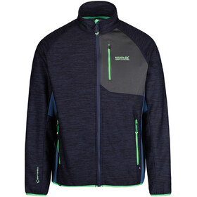 Regatta Farway III Hybrid Jacket Men blue